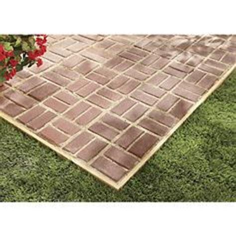 Patio Pal Brick Patio System 1000 images about quot patio pal quot on brick edging