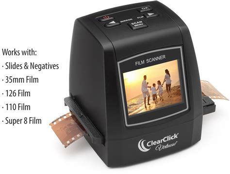 easy slide negative scanner film2usb converter virtuoso 174 scanner convert film slides negatives to