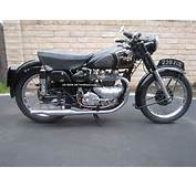 1952 Ajs Model 20  Same As Matchless G9