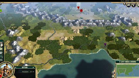 america map civ 5 civilization 5 maps offer new take on familiar landscapes