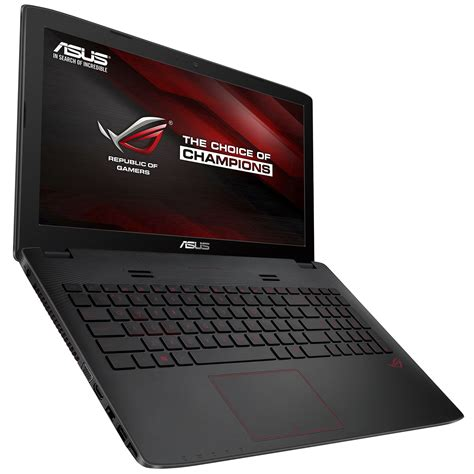 Laptop Asus Rog Gl552jx Dm019d asus rog gl552jx dm188d gaming laptop intel 174 core i7 4720hq 2 60ghz es processzorral haswell