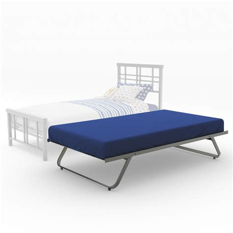 trundle bed with mattress 28 images trundle bed
