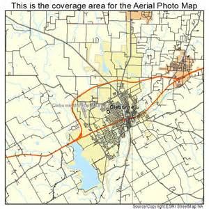 where is cleburne on the map aerial photography map of cleburne tx