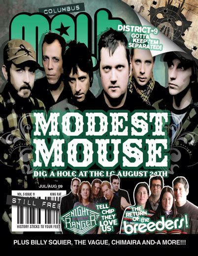 Magazine Blunder by Melt Magazine Blunders Cover Photo
