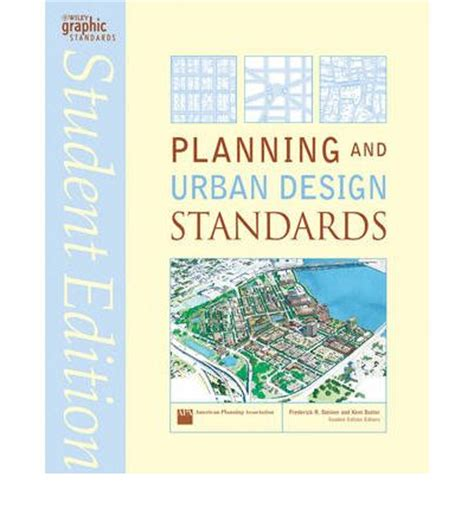 urban design guidelines heritage planning and urban design standards american planning