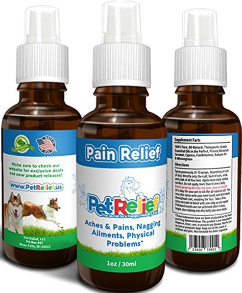 painkiller for dogs pet relief relief medicine for dogs 30 ml animals supplies supplies
