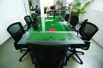 Pool Table Boardroom Table The Eclectic Athlete Livemint