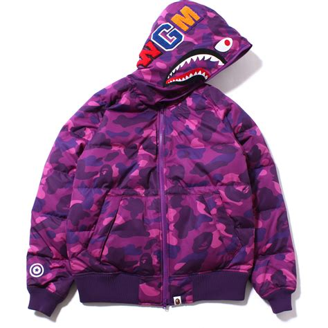 Quasar By Rb Vape Collection chris brown wears a bape camo shark jacket plus