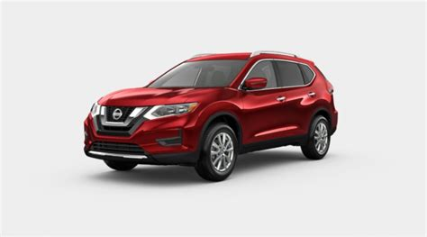 nissan rogue colors color options for the 2019 nissan rogue
