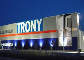 trony cornici digitali trony osimo ancona punto vendita trony