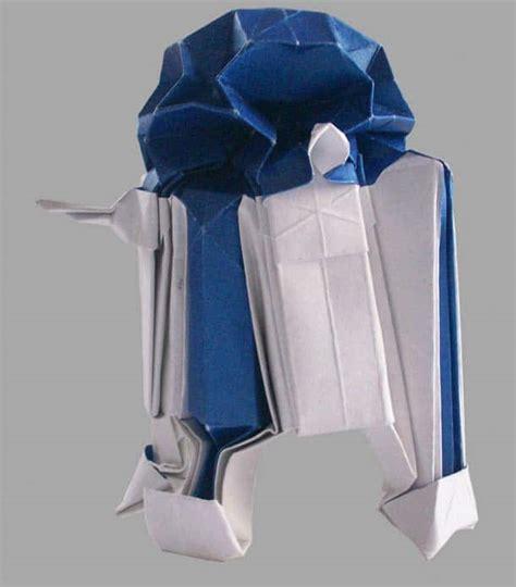 Origami Starwars - wars origami folds the galaxy into