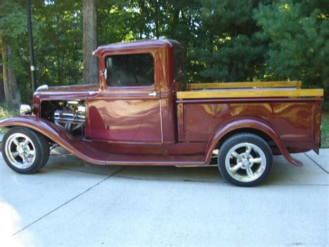 truck bed cers for sale 1932 ford f 100 pickup truck custom for sale