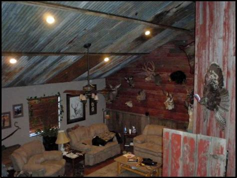 barn ceiling ideas tin ceiling distressed barn wood etc home
