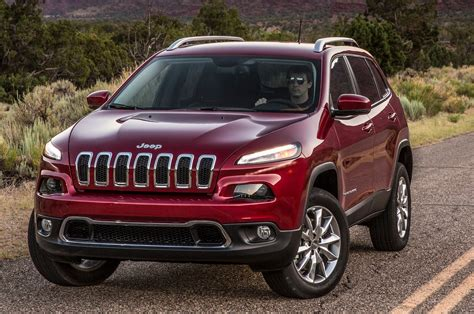 2014 Jeep Cherokee First Drive Motor Trend