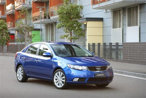Kia Serato 2009 Kia Australia Announces 2009 Model Year Cerato S And Sli
