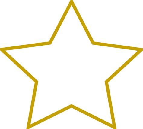 large star template to print free download clip art