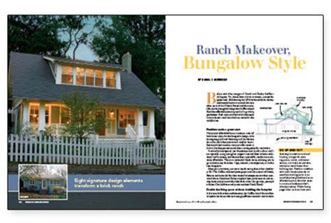 reeves fine homebuilding remodeling home facebook ranch makeover bungalow style fine homebuilding