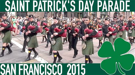 s day in oak san st s day parade 2015 san francisco compilation