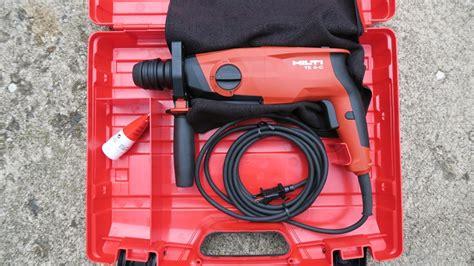 Bor Hilti Te2 hilti rotary hammer drill hilti te10a cordless rotary hammer drill 183 te 3 c