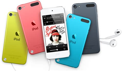 ipod touch apple announces new ipod touch 4 inch display siri