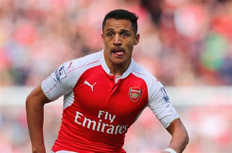 alexis sanchez future arsenal star to snub real madrid move this summer but