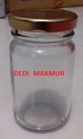 Botol Kaca Lubby perusahaan botol kaca tutup botol madu tutup botol selai
