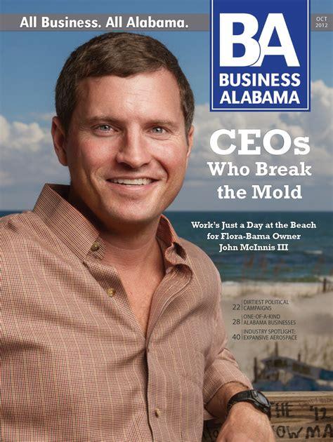John McInnis for Business Alabama Magazine ? Matthew