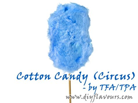 Tfa Cotton 10ml cotton circus by tfa tpa