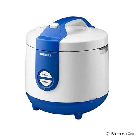 jual rice cooker philips rice cooker hd 3118 blue