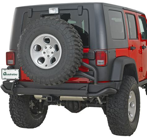 aev jeep rear bumper aev rear bumper for 07 18 jeep wrangler jk quadratec