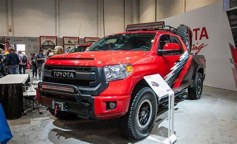 Toyota Trd Pro Truck Toyota Tundra Trd Pro Truck Concept Photo
