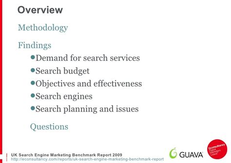 Search Engines Uk Uk Search Engine Benchmark Report 2009