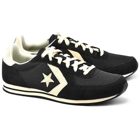 are converse running shoes converse arizona racer retro running shoe trainer