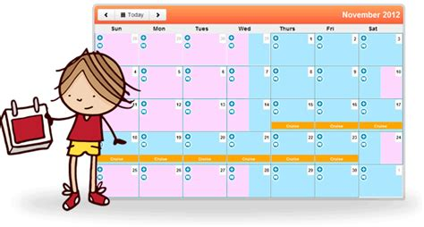 Child Support Calendar Visitation Calendar Template Printable Search Results