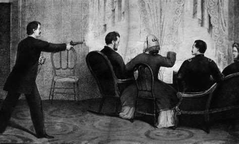 why was abraham lincoln assassinated abraham lincoln assassination images