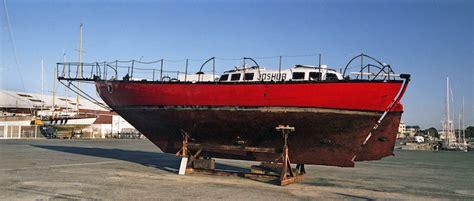 sailboat joshua bernard moitessier what really happened to joshua sailfeed
