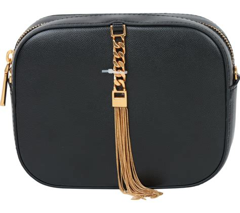 Tas Import 21110 Black Handbag Slingbag charles and keith black sling bag
