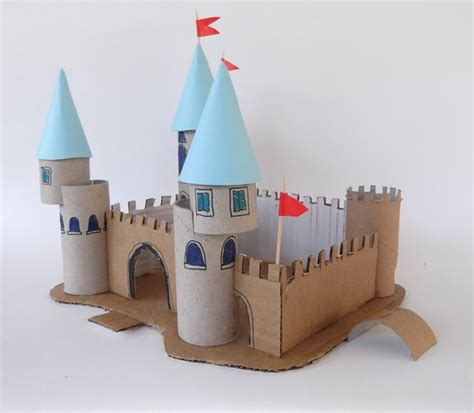 Cardboard Papercraft - best 25 model building ideas on model house