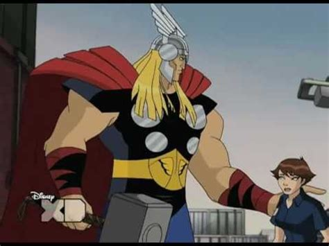 thor film zeichentrick thor the mighty the avengers earth s mightiest heroes