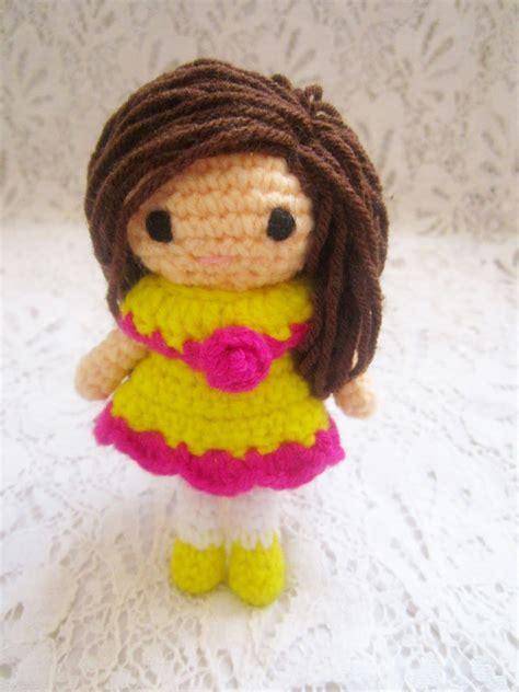 amigurumi love pattern a little love everyday little amigurumi doll pattern