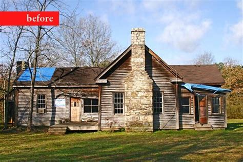 how to renovate an old house extreme remodel from falling farmhouse to rescued and