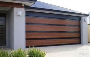 wood garage doors trendslidingdoors