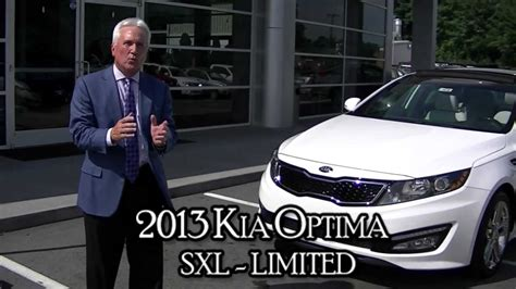 Bob King Kia In Winston Salem Nc 2013 Kia Optima Sxl Limited Winston Salem Greensboro