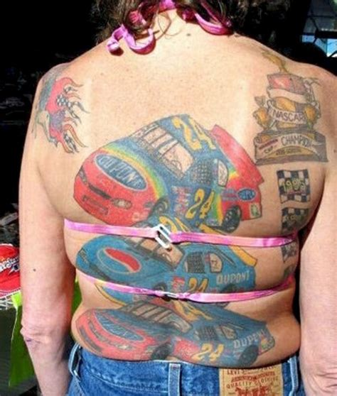 trashy tattoos 14 shocking fails that should never seen the