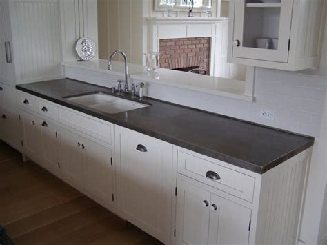 Zinc Kitchen Countertops by 21 Best Images About Kitchen Zinc Countertops On