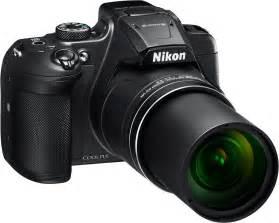 nikon coolpix  digital camera black focus camera