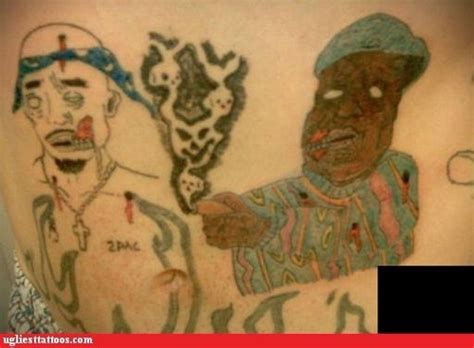 tupac tattoo fail 196 best wtf tats gone wrong images on pinterest