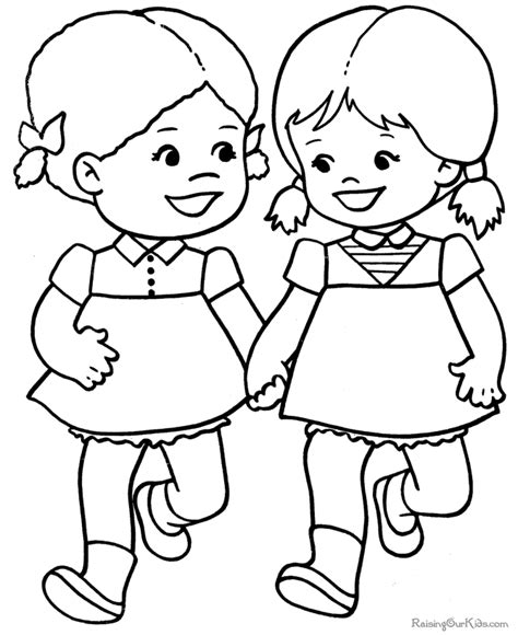 kid coloring pages coloring pages for kid 001