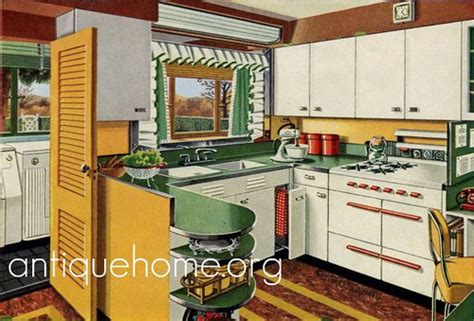1950 Kitchen Design 1950 Kitchen Flickr Photo