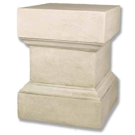 Square Pedestal Weathered Square Pedestal 20 Quot Catholic Religious Statues